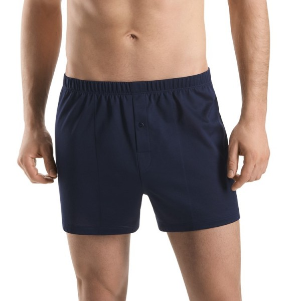 "Hanro ""COTTON SPORTY"" marine Boxer"
