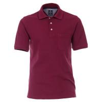 Redmond Poloshirt lila in klassischer Schnittform