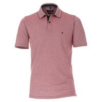 CASAMODA Poloshirt rot in klassischer Schnittform
