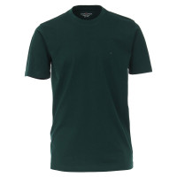 CASAMODA T-Shirt dunkelgrün in klassischer Schnittform