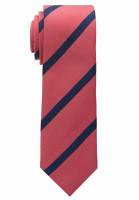Eterna Krawatte rot gestreift