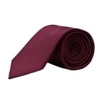 Parsley Krawatte dunkelrot