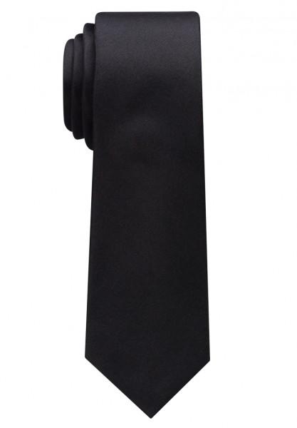 Eterna Krawatte schwarz